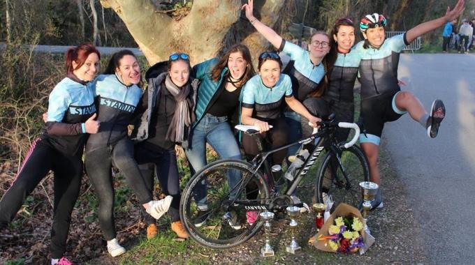 Team Stamina : reprise en douceur pour Laurie Ruello
