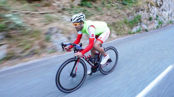 Mamytwink, youtubeur et cycliste amateur