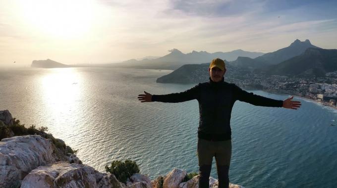 Lucas Papillon, diététicien avec Passion
