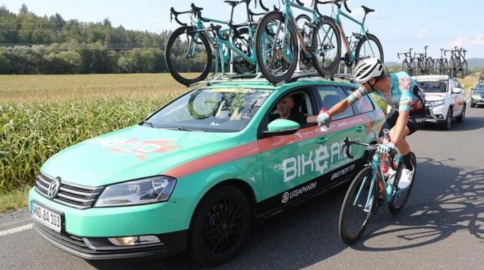 Bike Aid, bien plus qu'une équipe allemande