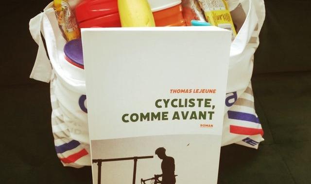 Thomas Lejeune présente : «Cycliste, comme avant»