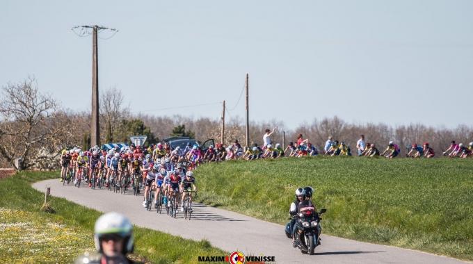 Le Tour cycliste des 4B Sud Charente est de retour !